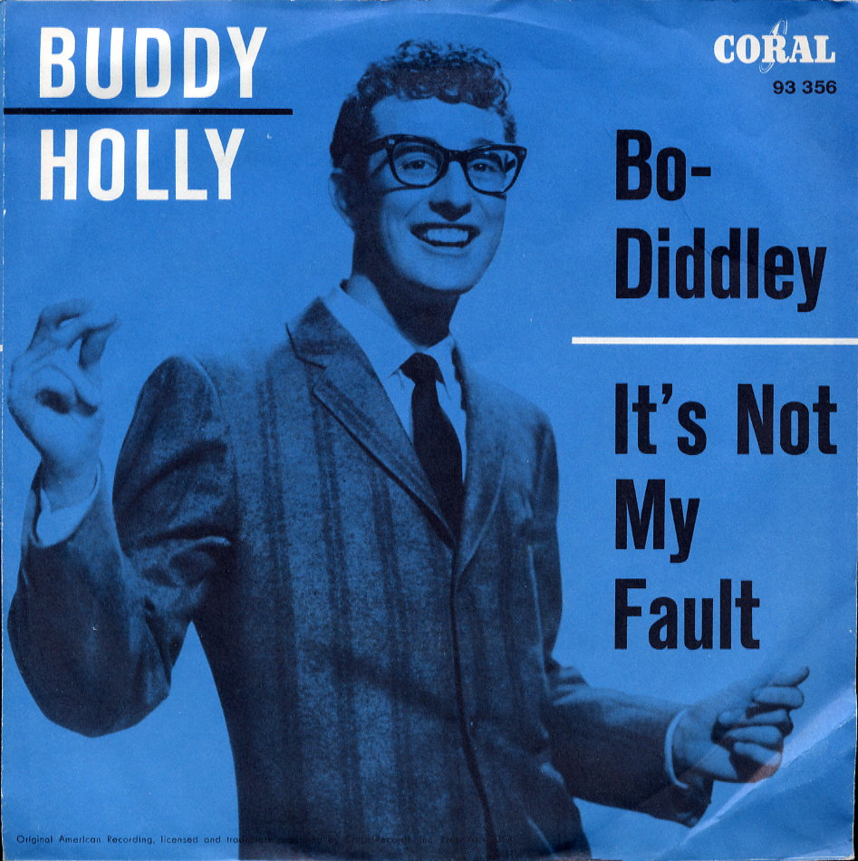 Buddy Holly - It's Not My Fault