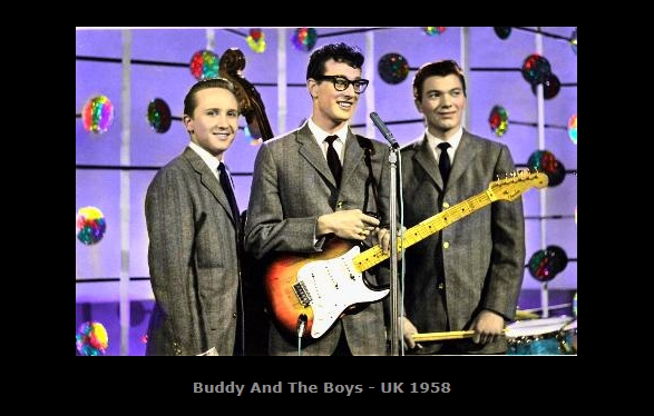 BUDDY AND THE BOYS BBC 1958