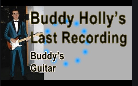 BUDDY'S GUITAR - INSTRUMENTAL