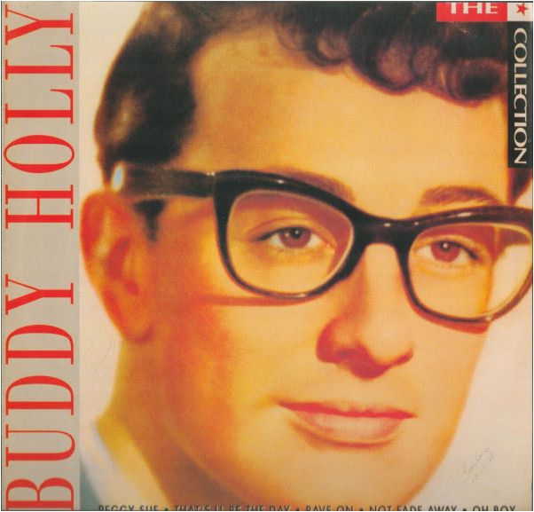 "BUDDY HOLLY LP BRAZIL MCA RECORDS 1708052 12"" Vinyl LP exclusive to Brazil"