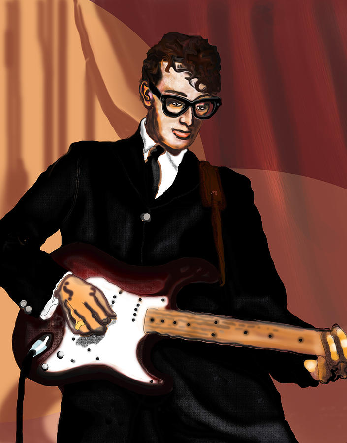 That'll Be The Day - Buddy Holly - David Fossaceca