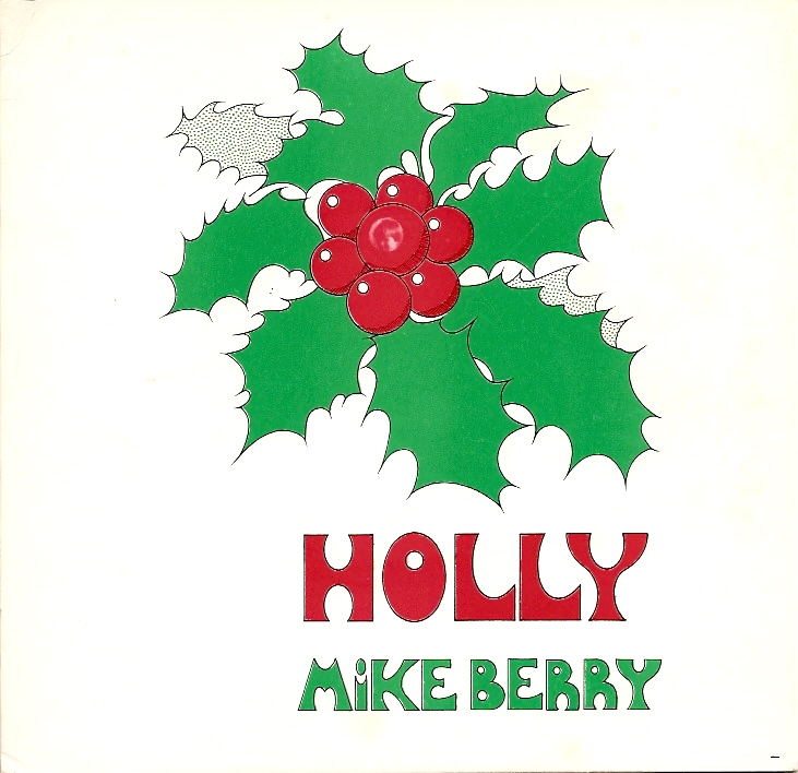 HOLLY - MIKE BERRY