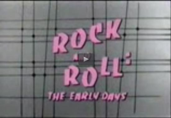 ROCK and ROLL - The Early Days