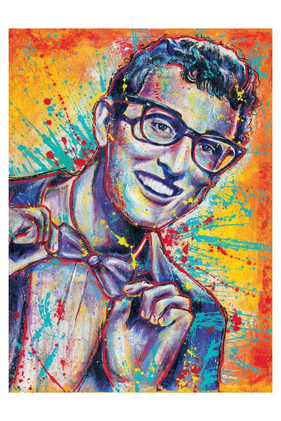 BUDDY_HOLLY_COLOR_POSTER_1