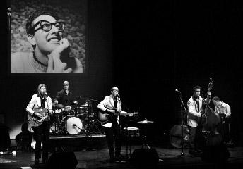 BUDDY HOLLY TRIBUTE BAND THE WIENERS