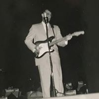 Buddy Holly On Stage 1957