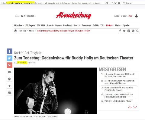 Germany_Remembers_Buddy_Holly_60_Years_After_The_Crash