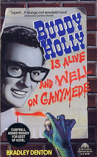 Buddy Holly está vivo y sano en Ganímedes