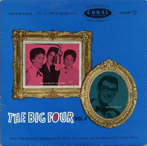 THE_BIG_FOUR_HITS_FROM_USA_VOL._4_EP_GERMANY_CORAL