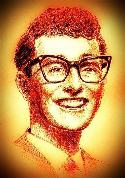 BUDDY_HOLLY_PAINTING_First_Class