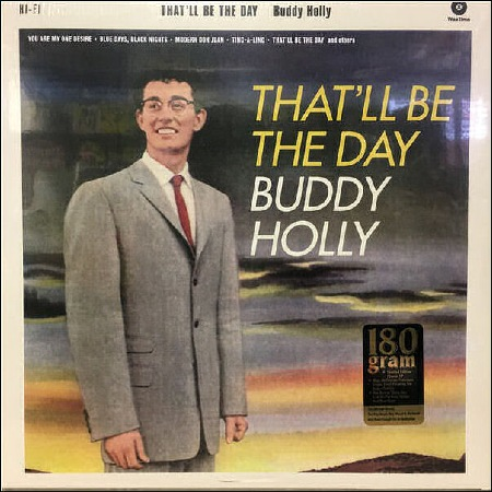Buddy Holly LP - EEC or EU