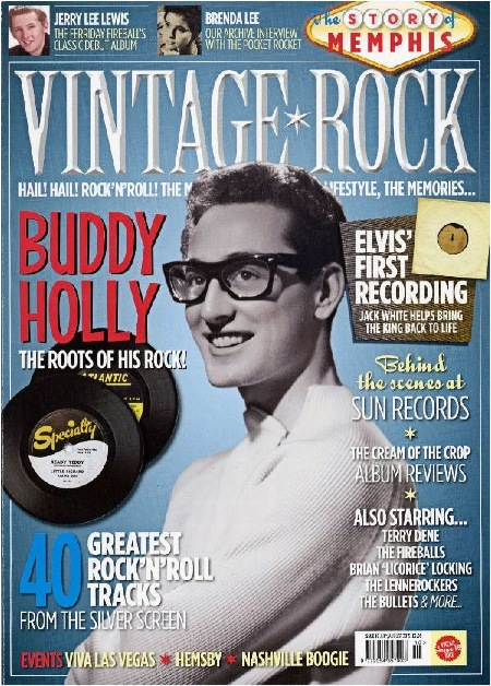 VINTAGE ROCK MAGAZINE  ISSUE 18  JULY 2015