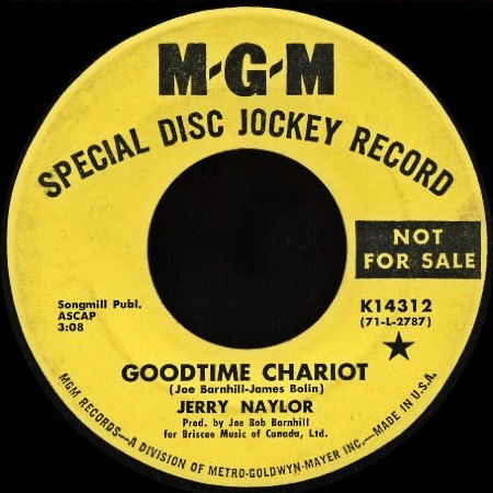 Jerry Naylor - Goodtime Chariot