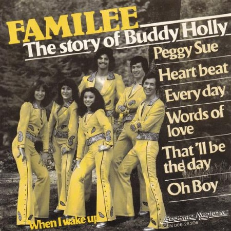 FAMILEE - THE STORY OF BUDDY HOLLY