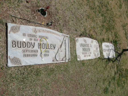 Buddy, Lawrence, Ella Holley