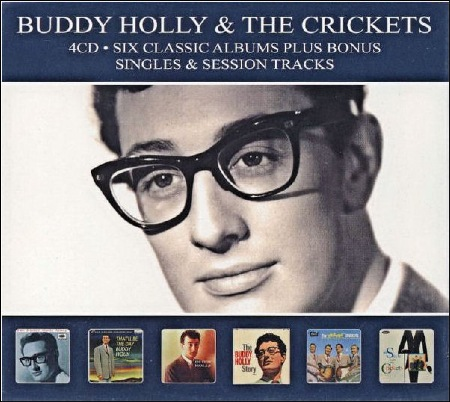 BUDDY HOLLY & THE CRICKETS