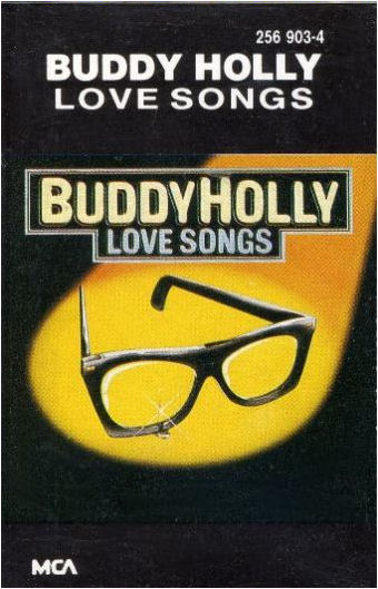 BUDDY HOLLY - LOVE SONGS