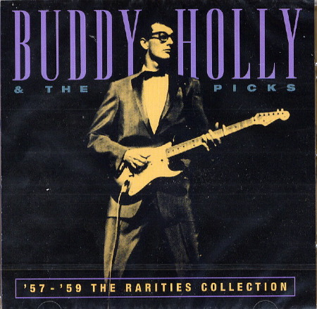 THE RARITIES COLLECTION - BUDDY HOLLY