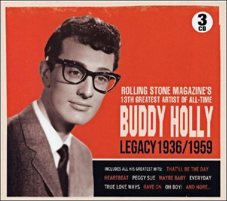 BUDDY HOLLY LEGACY 1936 / 1959