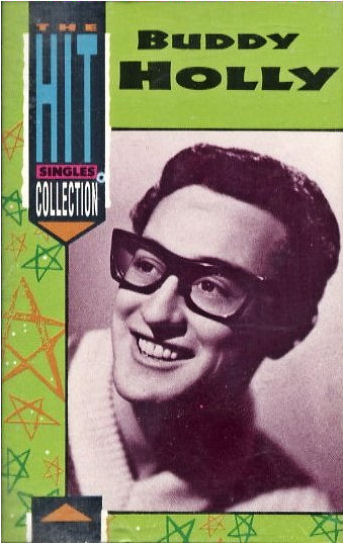 BUDDY HOLLY - THE HIT SINGLES COLLECTION