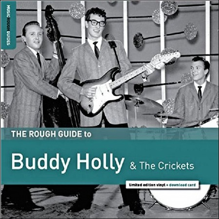 The Rough Guide to Buddy Holly & The Crickets