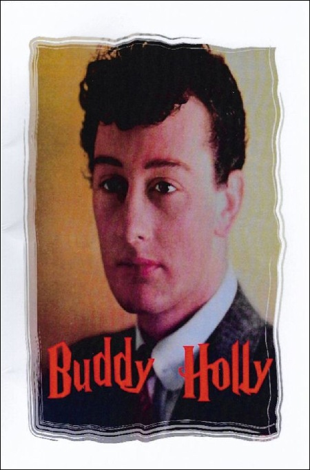 Buddy Holly (No author)  A short biography with commonly available photos including two of John Mueller!  Printed in Germany by Amazon Distribution GmbH, Leipzig