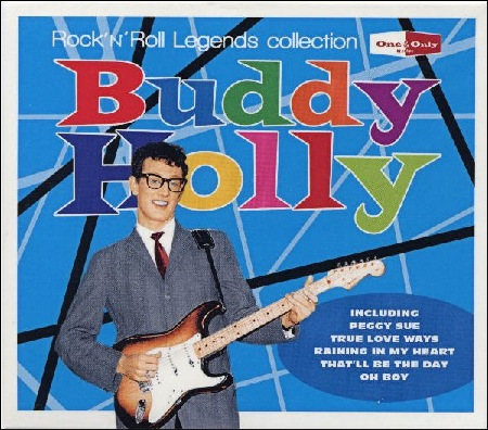 BUDDY HOLLY - ROCK'n'ROLL LEGENDS COLLECTION