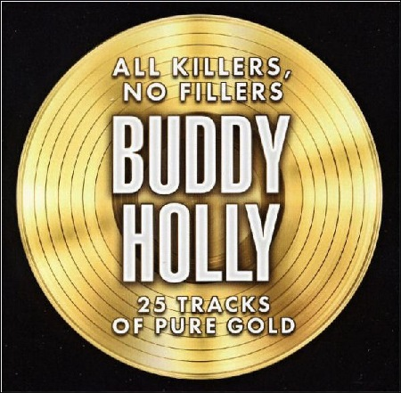 BUDDY HOLLY - 25 TRACKS OF PURE GOLD