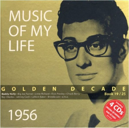 MUSIC OF MY LIFE incl. BUDDY HOLLY - Made in Germany
