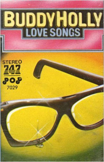 BUDDY_HOLLY Love Songs
