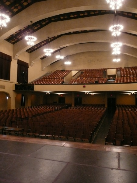 Auditorium - Lubbock High School 2009
