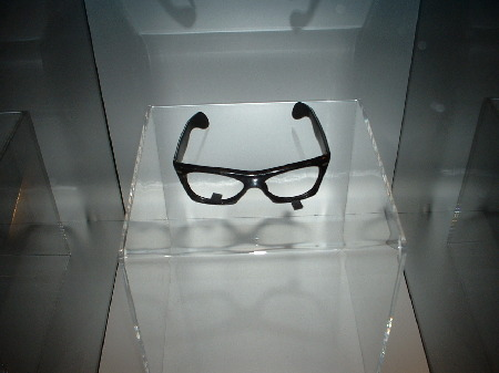 Buddy's original glasses