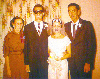Buddy, Maria Elena + Buddy's Parents