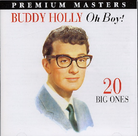 20 Big Ones From Buddy Holly