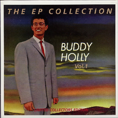 The EP Collection, BUDDY HOLLY,     Vol. 1