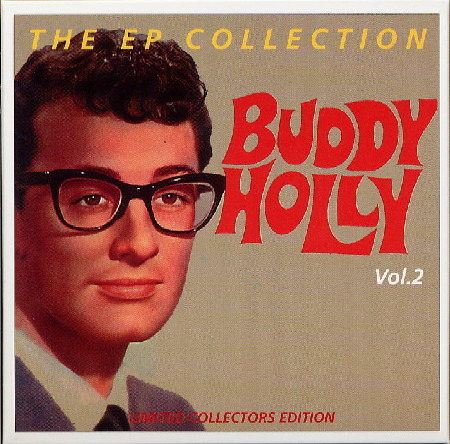 Vol. 2, BUDDY HOLLY, THE EP COLLECTION
