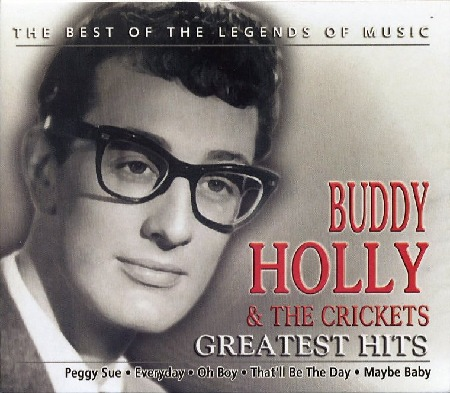 BUDDY HOLLY & THE CRICKETS GREATEST HITS