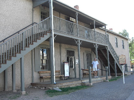 Billy The Kid Courthouse