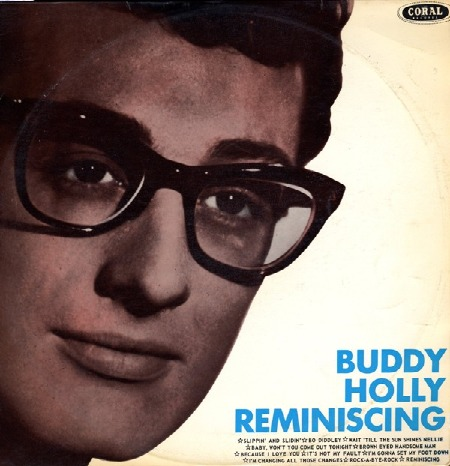 BUDDY HOLLY REMINISCING
