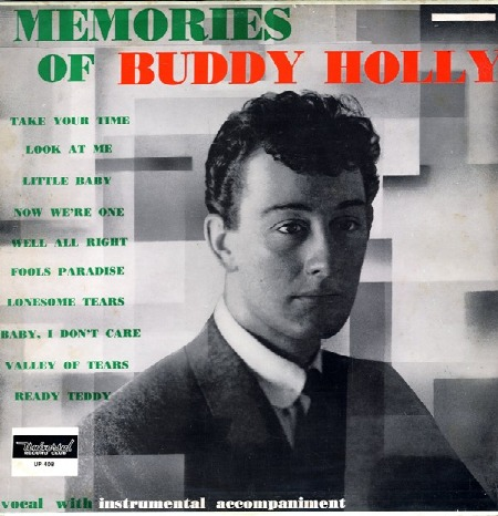 memories of buddy holly