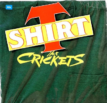 T SHIRT THE CRICKETS
