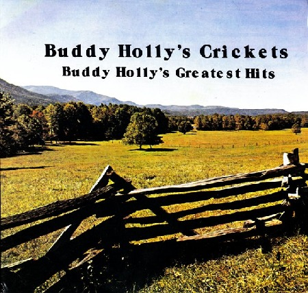 BUDDY HOLLY'S CRICKETS BUDDY HOLLY'S GREATEST HITS