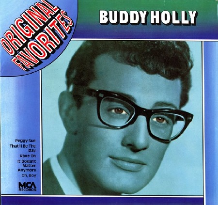 ORIGINAL FAVORITES - BUDDY HOLLY