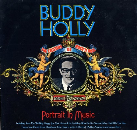 BUDDY HOLLY - PORTRAIT IN MUSIC - VOL. 1
