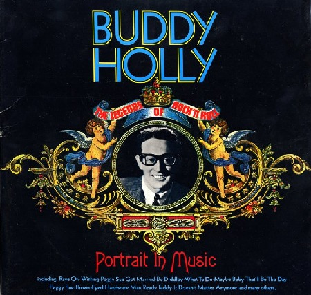 BUDDY HOLLY PORTRAIT IN MUSIC VOL. 1