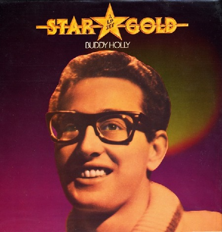 STAR GOLD 2 LP SET BUDDY HOLLY