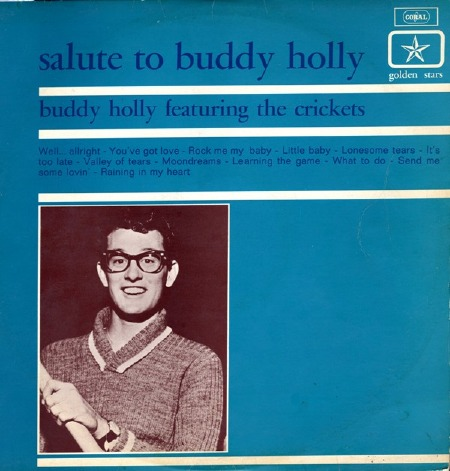 salute to buddy holly
