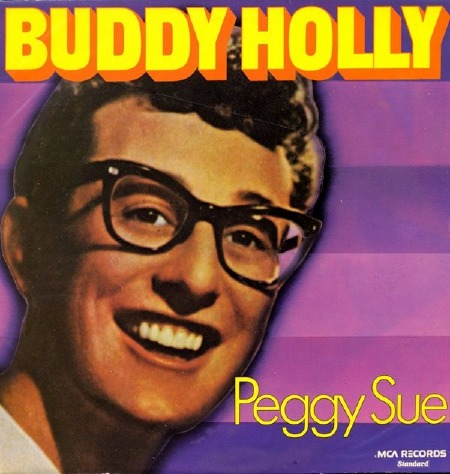 BUDDY HOLLY Peggy Sue