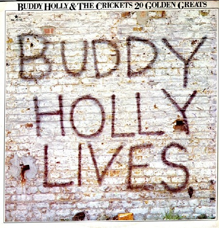Buddy Holly MEXICO