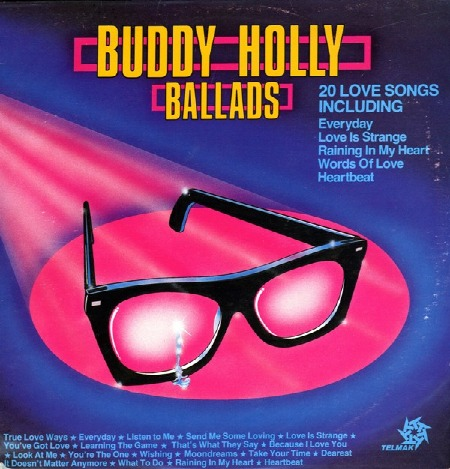 BUDDY HOLLY BALLADS